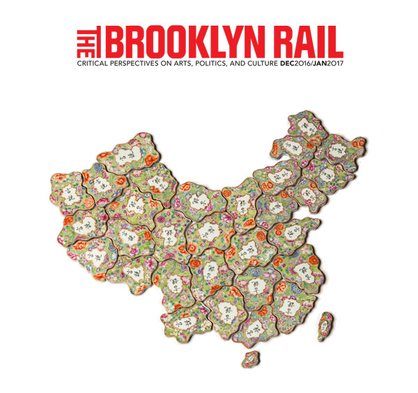 Ai Weiwei in The Brooklyn Rail