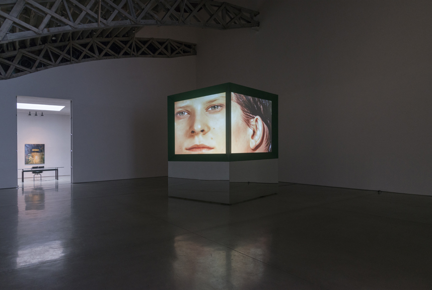 Judith Barry at the Institute of Contemporary Art Boston
