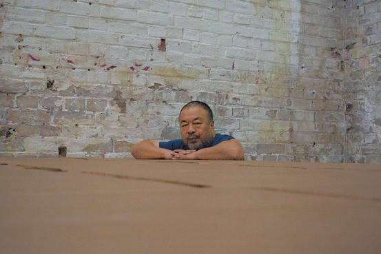 AI WEIWEI in The Wall Street Journal
