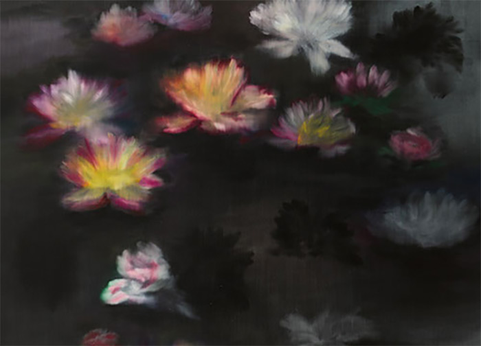 Ross Bleckner at Dallas Contemporary