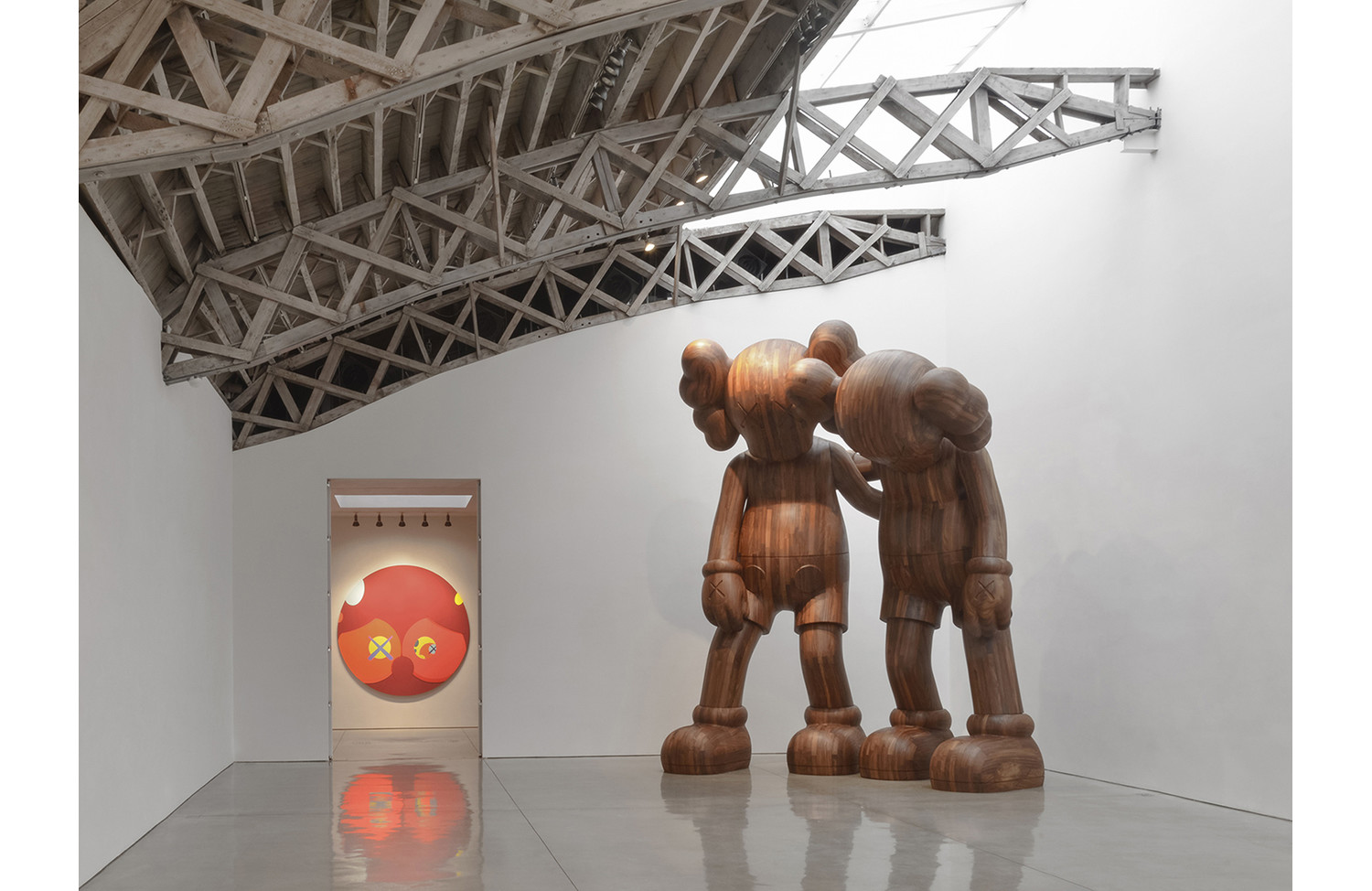 KAWS GOING AS FRIENDS - View 1
