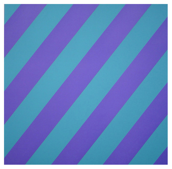 Untitled (Violet, Blue)