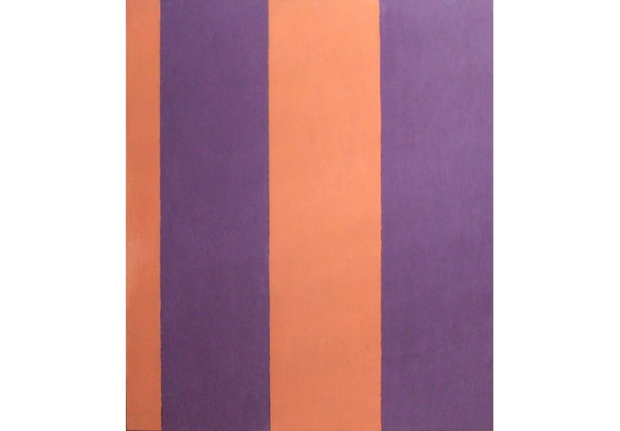 Sherrie Levine Untitled (Broad Stripe: 5)