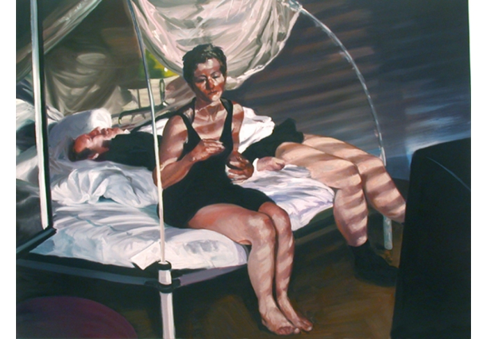 Eric Fischl Untitled (Bedroom)