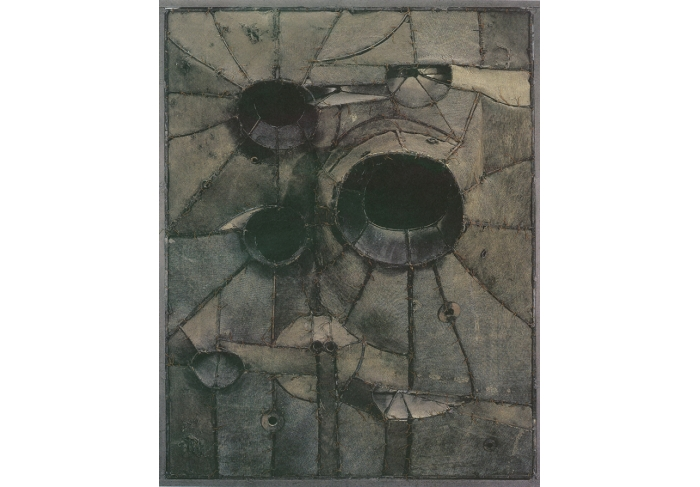 Lee Bontecou Untitled