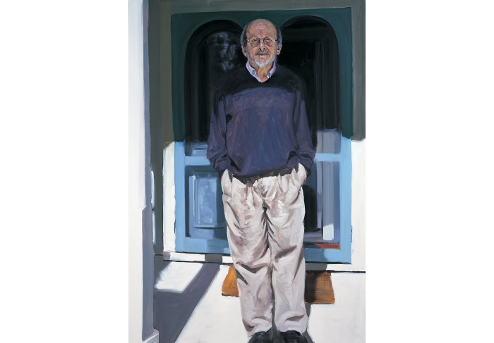 Eric Fischl E.L. Doctorow