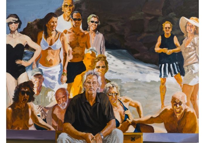 Eric Fischl Self-Portrait: An Unfinished Work
