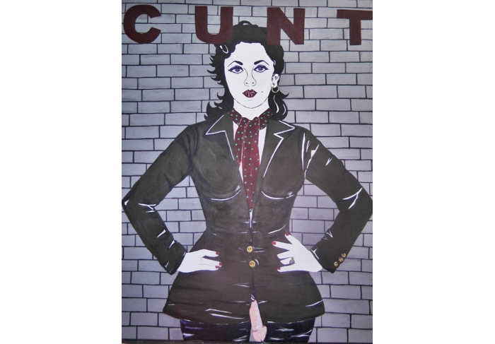 Cunt: from the Liz Taylor Series (Raintree County)