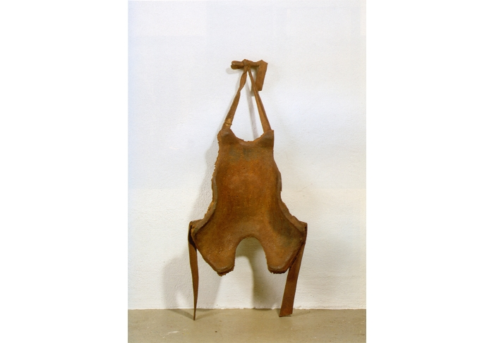 Joseph Beuys Backrest for a Fine-Limbed Person (Hare-Type) of the 20th Century A.D.