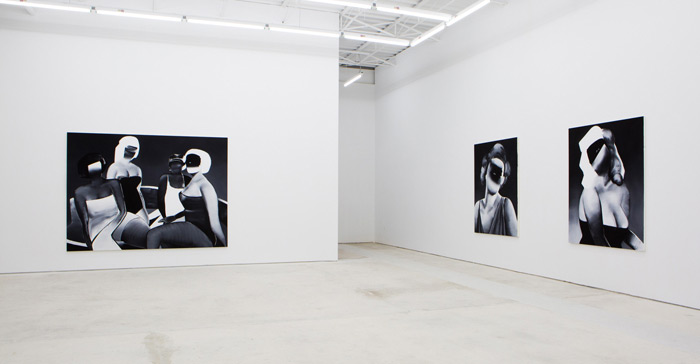 Tomoo Gokita at Bill Brady Gallery